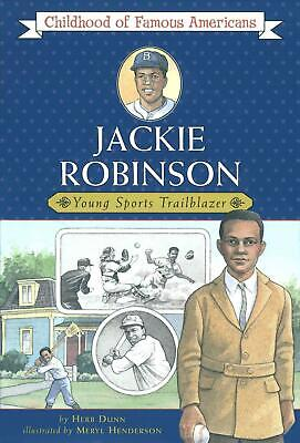 Jackie Robinson: Young Sports Trailblazer by Herb Dunn (English) Paperback Book