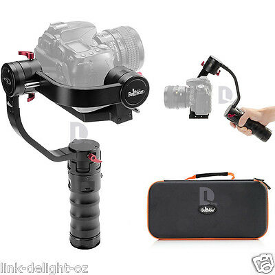 Beholder DS1 3-Axis handheld camera stabilizer for Sony Canon Panasonic Cam