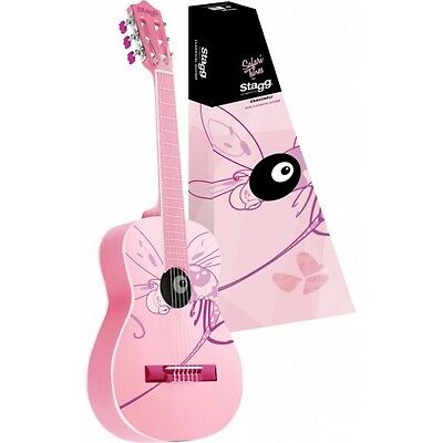 Stagg C530 DRAGONFLY - Guitare classique enfant 3/4