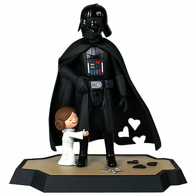 Star Wars Gentle Giant Deluxe Maquette Darth Vader's Little Princess and Book