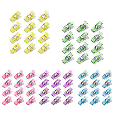 50Pcs Wonder Clips Quilters clips Sewing Clip Quilting Supplies Quilters clips