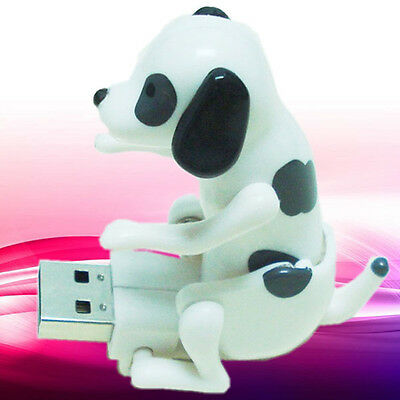 Funny Cute Pet USB Humping Spot Dog Toy Novelty Christmas Stocking Gift