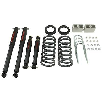 """Pair 6/"""" Drop 82-04 S10//Sonoma 2WD Street Performance Rear Shocks for 3/"""""""