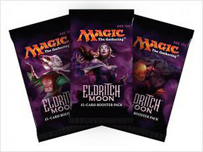 *Magic MtG - ELDRITCH MOON - 10x Booster - English / OVP / Sealed