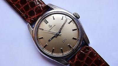 CERTINA DS large Turtleback vintage watch handwinder caliber 25-66