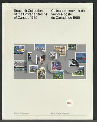 1985 Year Set Of Mnh Stamps (No Book) Free Shipping To Canada