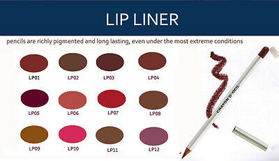 MicaBeauty - Lip Liner Pencil