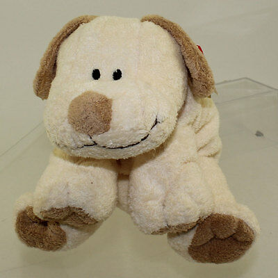 TY Pluffies - PLOPPER the Dog (8.5 inch) MWCT's