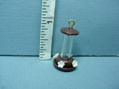 Miniature Jewelry Display Bust #IM65113 Black 1//12th Scale Handley House