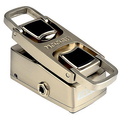 Mooer Leveline Volume Pedal Electric Guita Bass WVP1
