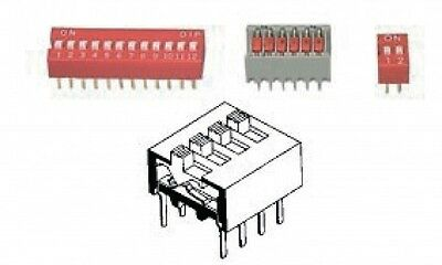 fixapart dip switch replacement part ds-04 mit 4 kontakten 100 ma/50 vdc 30 ohm