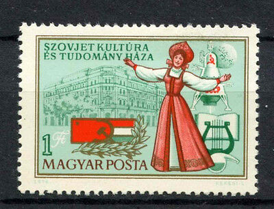 Hungary 1976 SG#3056 Soviet Culture And Science MNH #A65683