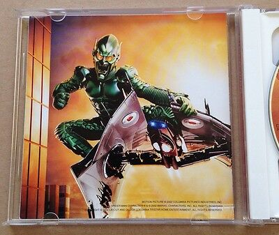 Spiderman 2x Disc Video Cd In Slipcase Rare Vcd Hong Kong China Marvel Release.