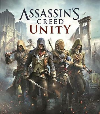 Assassin's Creed Unity  Full Game Download Code  for Xbox One Not Disc Version