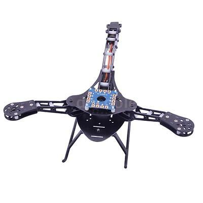 Brand New HJ-Y3 Glass Fiber Tricopter/Three-axis Multicopter Frame I9N7