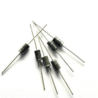 10pcs 1N5820 3A 20V Schottky Diode NEW CA