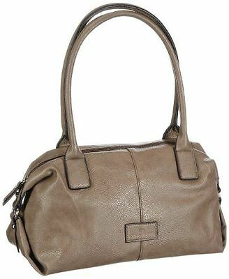 Tom Tailor Acc MIRIPU Shopper taupe - Bolso de material sintético mujer NUEVO