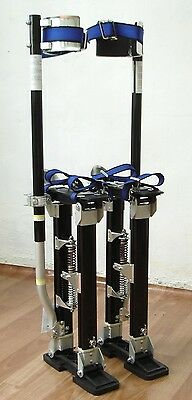 "Brand New Painter's & Drywall's STILTS (15-23"")(black)"