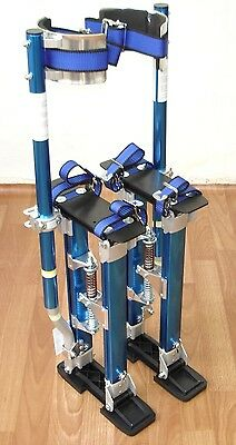 "New Painter's & Drywall's STILTS(15-23"")(Blue)"