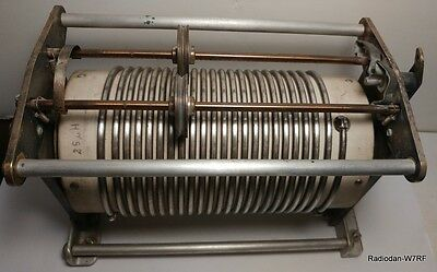 Roller Inductor HUGE! MUST SEE! 20KW? , dual roller, Silver plated INCREDIBLE