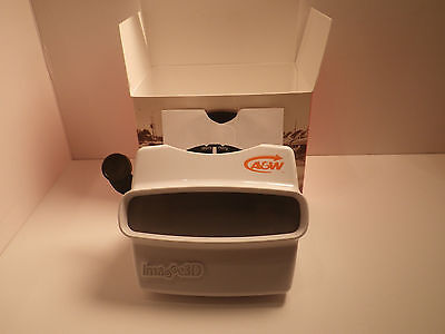 A & W Restaurant View-Master BRAND NEW With 2 Classic A & W Promotional REELS