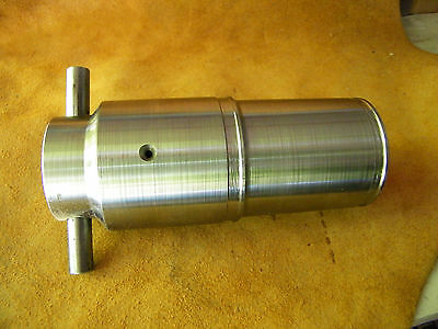 "Large Heavy 1"" bore (BARREL-ONLY) BLACK POWDER SIGNAL CANNON BARREL"