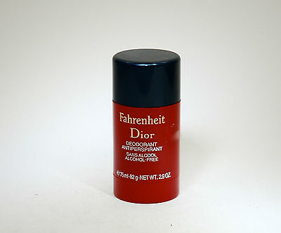 Christian Dior Fahrenheit Deodorant Stick Alcohol Free 75 Ml