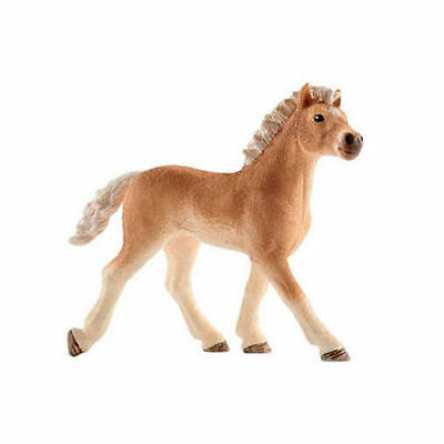 FREE SHIPPING | Schleich 13814 Haflinger Foal Horse New 2016 - New in Package