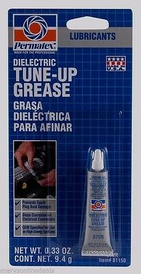 New! PERMATEX 81150 DIELECTRIC TUNE-UP GREASE Lube Lubricant Oil 0.33 ounces