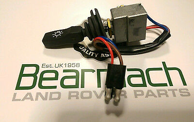 Land Rover Defender 90, 110 Light Switch Stalk Years 1983 - 96 Bearmach BR1043