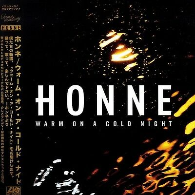Honne - Warm On A Cold Night [New Vinyl] UK - Import