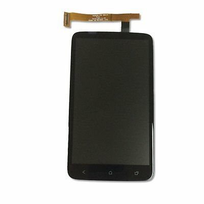 Replacement Black Full Lcd display+Touch screen For HTC One SV / C525e