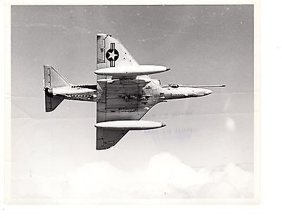 DOUGLAS SKYHAWK TA-4F Navy Fighter Aircraft Photo 8x10