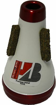 Humes & Berg 112 Stonelined Pixie Straight Trumpet Mute