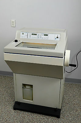 Thermo Shandon Cryotome Model E Cryostat Scientific Microtome w/ Heat Extractor