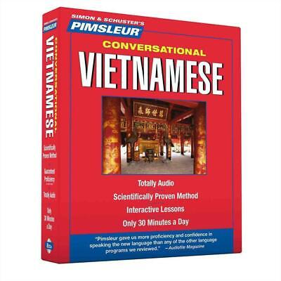 Conversational Vietnamese: Learn to Speak and Understand Vietnamese with Pimsleu