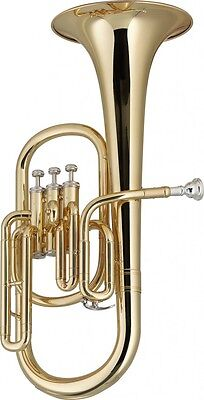 Stagg WS - AH235 Eb Alto Horn with ABS Hard Case