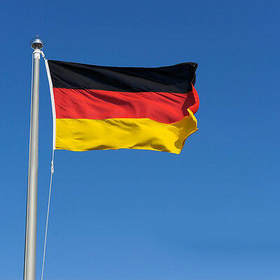 3'x5' Large German Flag Polyester the Germany National Banner 1WA