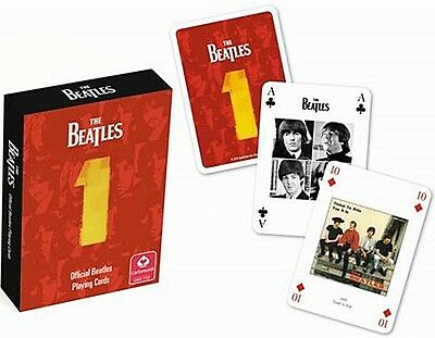 Beatles #1 set of 52 playing cards (ro)