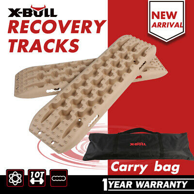 X-BULL NEW Pair Recovery Tracks Sand Track Mud Trax Off Road 4WD 4x4 Car