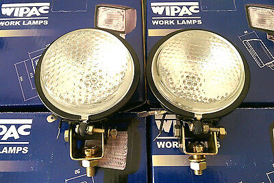 Land Rover Defender 90, 110, Work Lights x2, 55W, QUALITY WIPAC BRAND