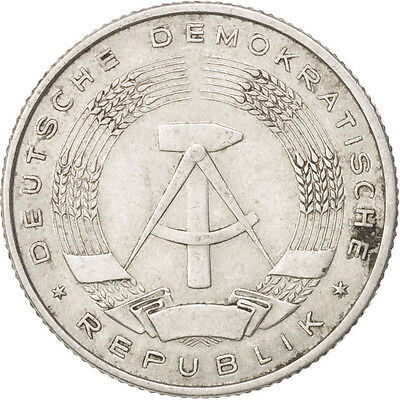 [#501658] GERMAN-DEMOCRATIC REPUBLIC, 2 Mark, 1957, Berlin, EF(40-45), Aluminum