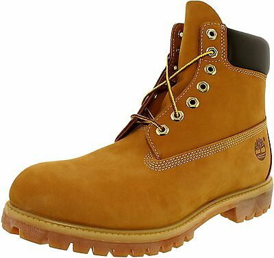 Timberland Men's 6 Inch Premium Boot Leather Ankle-High Leather Boot