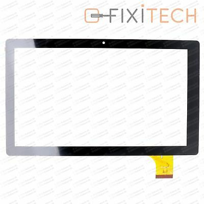 Touchscreen Digitizer Display Glas Kompatibel für Jay-Tech Canox Tablet PC 101