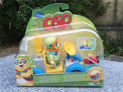Brand New Disney Special Agent OSO Moonrover Training Pack By Learning Curve