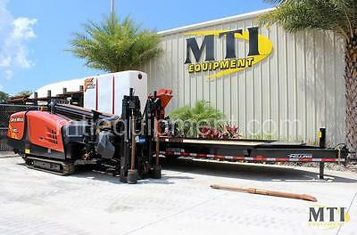 2014 DITCH WITCH JT20 Horizontal Directional Drill - MTI Equipment