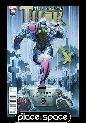 The Mighty Thor, Vol. 2 #9B - Death Of X Variant (Wk30)