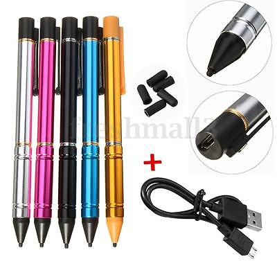 Precision Active Stylus Drawing Writing Pen Pencil for Apple iPad Samsung Tablet