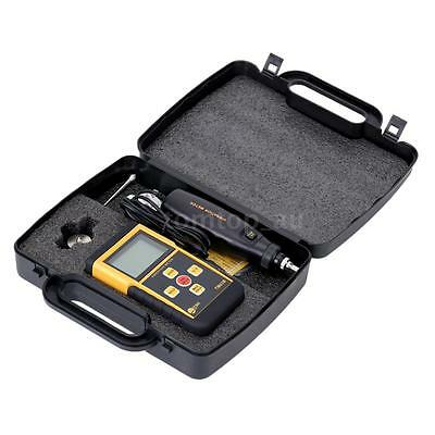 Portable Digital LCD Vibrometer Vibration Analyzer Tester Temperature Meter R8R8