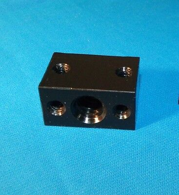 1/2-10 ACME DELRIN NUT BLOCK RH for acme threaded rod one start CNC 3d printer